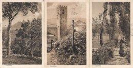 CASENTINO 3 Cartes 1921 - Italia