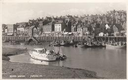 Postcard Whitby [ Showing Fishing Fleet / Boats ] PU 1959 My Ref  B13629 - Whitby