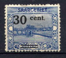 SARRE - 75* - PONT DE SARREBRUCK - Ungebraucht