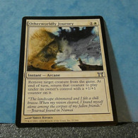 Magic The Gathering Card Champions Of Kamigawa Otherworldly Journey Nº37/306 - Carte Bianche