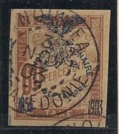 Nouvelle Calédonie - 1903 - Taxe TT N°Yv. 13 - 60c Brun - Oblitéré / Used - Portomarken