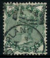 GROSSBRITANNIEN 1840-1901 Nr 55 Gestempelt X6A1C52 - 1840-1901 (Victoria)
