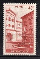MONACO 1938 / 1941  - Y.T. N° 172 - NEUF ** /2 - Unused Stamps