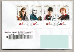 Portugal Stamps - Harry Potter - Used - 1910-... República