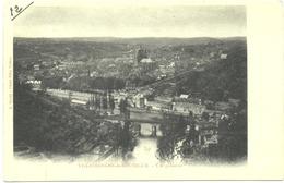 CPA DE VILLEFRANCHE-DE-ROUERGUE  (AVEYRON)  VUE GENERALE - Villefranche De Rouergue
