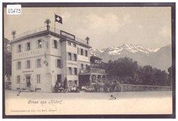 ALTDORF - HOTEL TELL - ATTELAGE - TB - UR Uri