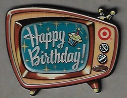 Target Gift Card - Unique Shape With Raised TV Screen - Gift Cards