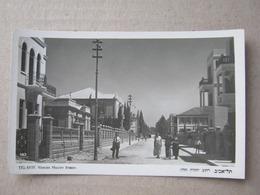 Judaica - TEL-AVIV, Yehuda Halevy Street - EDIT. ELIAHU BROS - JAFFA & TEL-AVIV. - Giudaismo