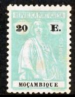 !■■■■■ds■■ Mozambique 1926 AF#259* Ceres 20$00 (D005) - Mosambik