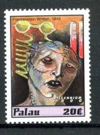 Palau, 2000, Story Of Frankenstein, Book, Movie, Cinema, Film, MNH, Michel 1591 - Palau