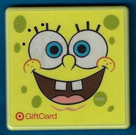 """Target Gift Card - 1/4"""" Thick That Originally Produced Sounds Or Music - Gift Cards"""