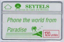 SEYTELS - 120 Unités - 902D02623 - Voir Scans - Seychelles