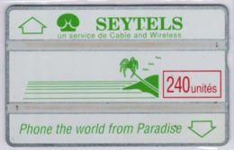 SEYTELS - 240 Unités - 902D11101 - Voir Scans - Seychelles