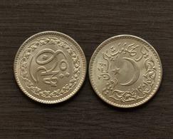 "PAKISTAN 1 RUPEE 1981 COMMEMORTIVE COIN ""1400th Anniversary: Hejira "" ASIA - Pakistan"