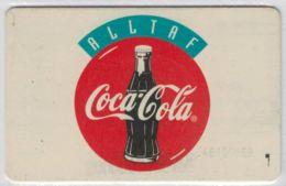 Macsea - Radiomictun - Verso Coca Cola  - Voir Scans - Islande