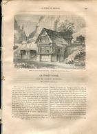La Forêt-Noire 1867 - Books, Magazines, Comics