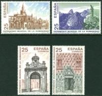 SPAIN 1991 UNESCO WORLD HERITAGE SITES** (MNH) - 1991-00 Nuevos & Fijasellos
