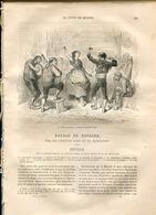 Voyage En Espagne : Séville 1867 - Magazines - Before 1900