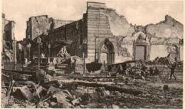 5HB 137 CPA - MESSINA - AVANZI DEL DUOMOE DELLA FONTANAMONTORSOLI - Messina