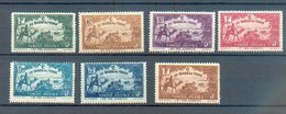 TUN 635 - YT 147 à 153 * - Unused Stamps