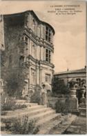 51gst 224 CPA - GRIGNAN - ESCALIER D'HONNEUR DU CHATEAU - Grignan