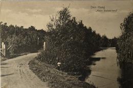 Den Haag ( 's Gravenhage) Klein Zwitserland (vissen - Hengelsport) 1916 - Den Haag ('s-Gravenhage)