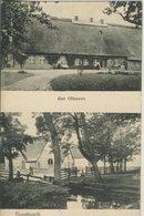 Dornbusch V. 1909  Gut Oltmann Mit Die Eigentümer  (57211) - Stade