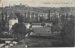 IGUERANDE Panorama Pris Du Colombier - France