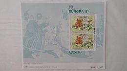 Beau Bloc EUROPA ** De 1981. A Saisir !!! - Europa-CEPT