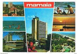 ROMANIA:  MAMAIA  -  VISIONS  -  TO  ITALY  -  FG - Romania