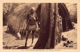VANUATU New Hebrides - Ambrym Village - Publ. C.F.N.H. 115. - Vanuatu