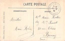 C P A 14 Lisieux Calvados NORMANDIE USINE BERTIN RESERVEE AU CASERNEMENT DES RESERVISTES   CIRCULEE - Lisieux