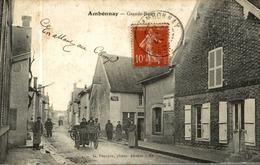 AMBONNAY GRANDE RUE - Francia