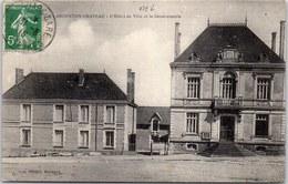 79 ARGENTON CHÂTEAU - L'hotel De Ville Et Gendarmerie - Argenton Chateau