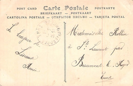 C P A 14 Lisieux Calvados NORMANDIE LE CARMEL    CIRCULEE - Lisieux
