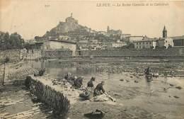42* LE PUY  Roche Corneille – Laveuses                 MA93,0056 - France