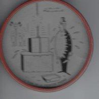 Couvercle Tonimalt - Claude Raynaud - Chocolade