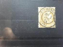 CERES No 59 Obl Cachet à Date STE SAINTE MENEHOULD,  Marne, 2 Juillet 1874 , TB - 1871-1875 Ceres