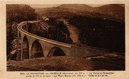 CPA Le MONASTIER-sur-GAZEILLE - Le Viaduc De Recoumene (166333) - Francia