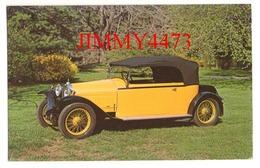 CPA POST CARD - 1926 BUGATTI Type 38 Torpédo - BUGATTI Molsheim - Toerisme