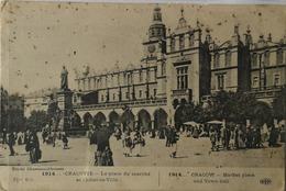Pologne // Cracovie - Cracow 1914 / 191? Militair - Polen