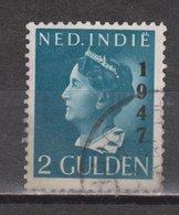 Nederlands Indie 331 Used ; Koningin, Queen, Reine, Reina Wilhelmina Opdruk 1947 NETHERLANDS INDIES PER PIECE - Niederländisch-Indien