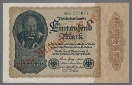 P113 RoF110e DEU-126Fe  1 Milliard  UNC NEUF Très Rare Version (ORANGE) - [ 3] 1918-1933 : Repubblica  Di Weimar
