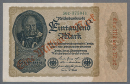 P113a RoF110e DEU-126Fe  1 Milliard  UNC NEUF Très Rare Version (ORANGE) - [ 3] 1918-1933 : Repubblica  Di Weimar