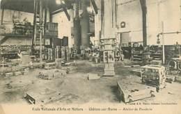 51* CHALONS SUR MARNE   Ecole Arts Et Metiers – Fonderie             MA93,0915 - Châlons-sur-Marne