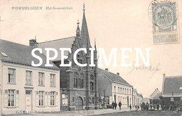 Het Gemeentehuis - Wommelgem - Wommelgem