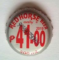 Red Horse 2019 41 Pesos  (2 Pcs) - Beer