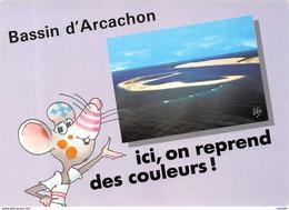 33-ARCACHON-N°C-4319-C/0043 - Arcachon