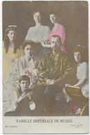 Famille Impériale De Russie - Russia