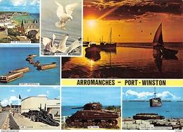 14-ARROMANCHES -N°C-4320-B/0259 - Arromanches